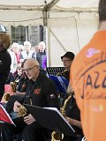 Big band in the Marquee on the Bridge