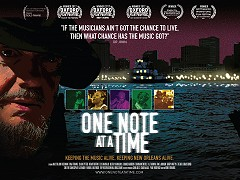 Electric Theatre Cinema presents: One Note at A Time