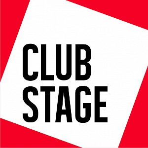 club stage logo