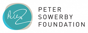 Peter Sowerby Foundation Logo
