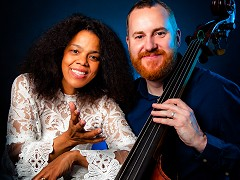 Francine Luce Sings with Andy Champion: One Voice ~ One Bass