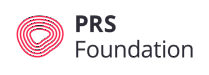 Logo for PRS Foundation